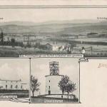 Grudza na pocztówce z 1907